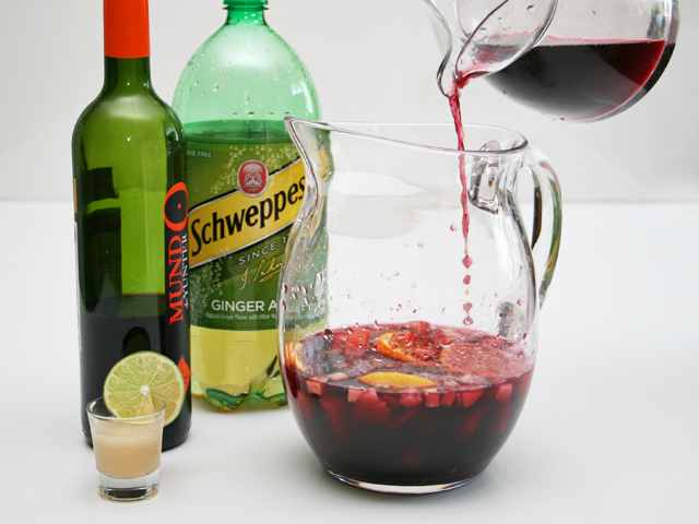 Poolside Sangria Recipe
