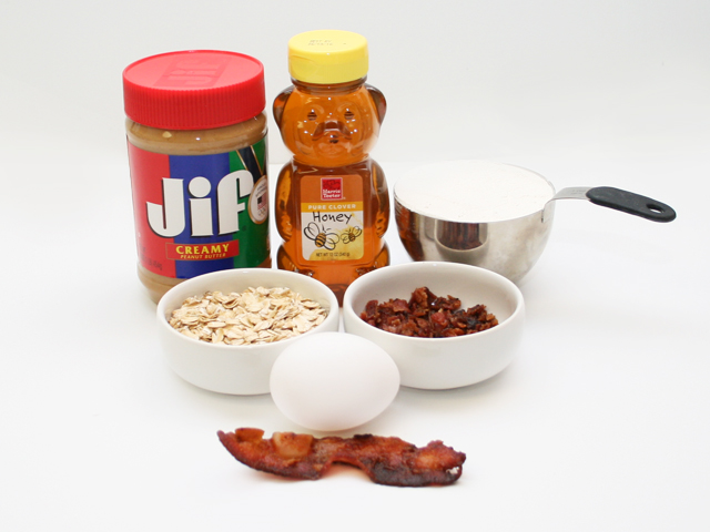Bacon Bits Dog Treats Recipe