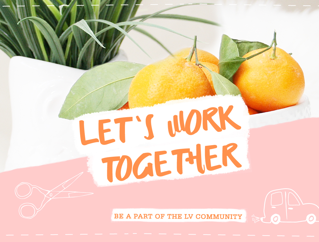 Let's Work Together! Collaborate with Love Vividly