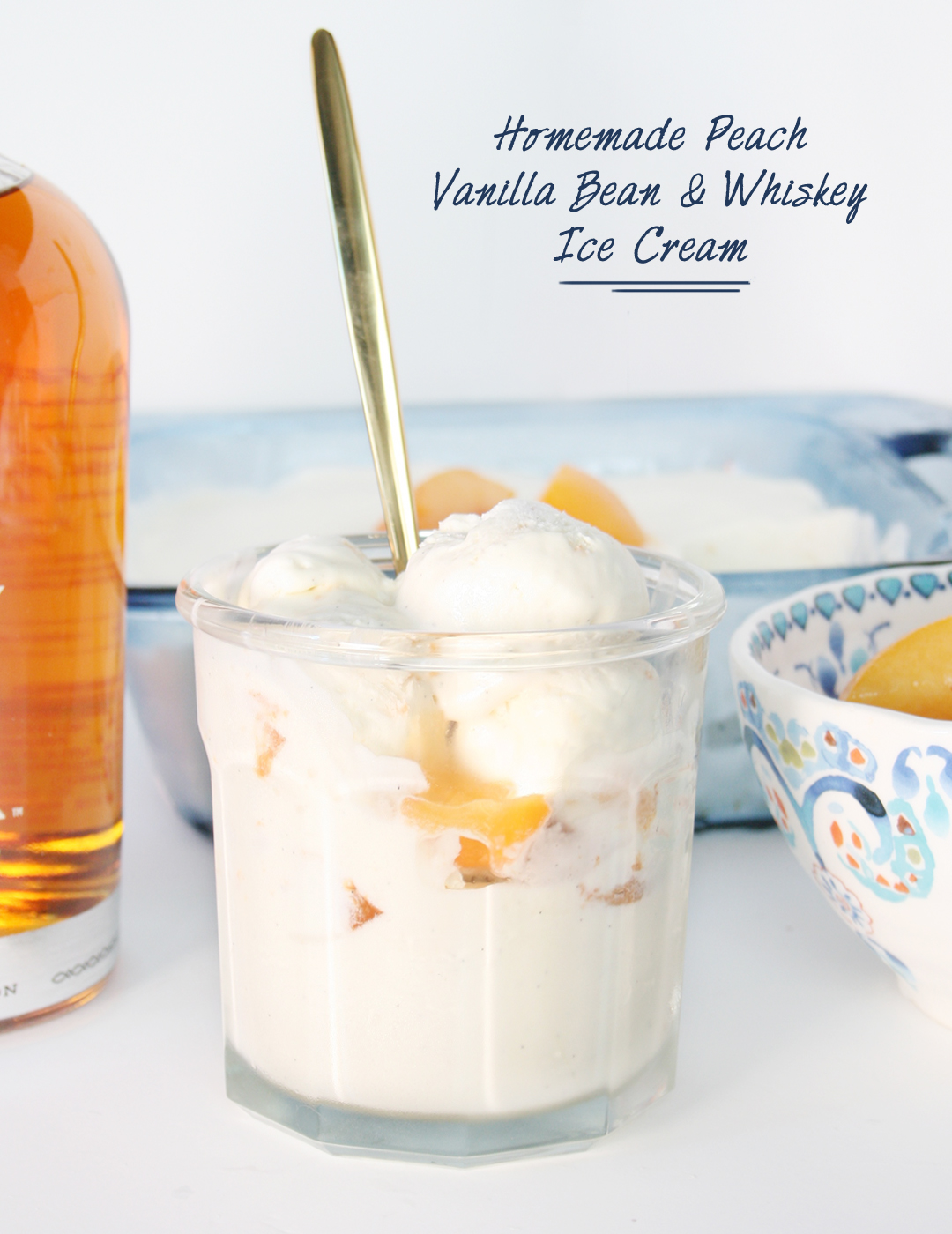 Scotch Vanilla Bean Ice Cream Recipe — Dishmaps
