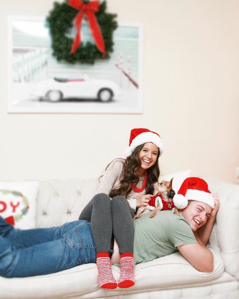 We finally did our annual DIY Christmas card photoshoot thishellip
