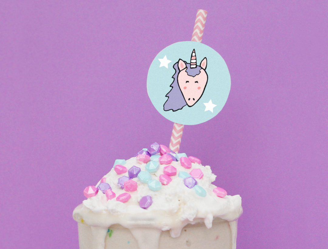 How To Make Your Own Birthday Cake Topper