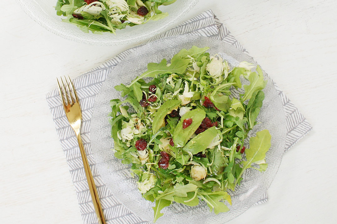 Pack this for Lunch: Quick + Easy Salad