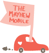 The Mayhew Mobile Illustration by Love Vividly